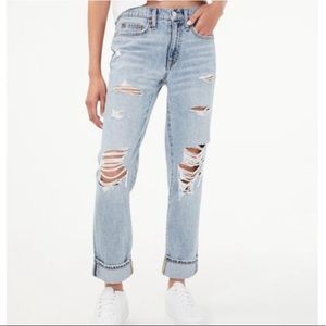 Aeropostale Real Original Denim Boyfriend Jeans